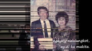 Nasaan ka Irog - Nattie Toledo (Filipino Song)