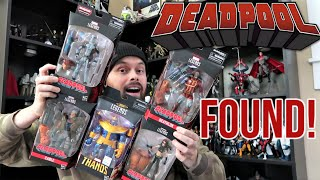 EPISODE 59 - TOY HUNTING MARVELENDS WALMART THANOS, MARVELENDS DEADPOOL WAVE FOUND!!!