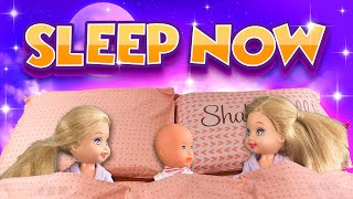 Barbie - Go To Sleep Tommy! | Ep.180
