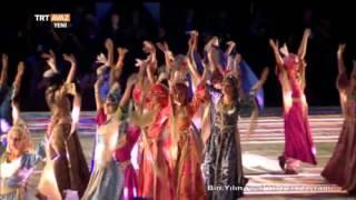 Osmanlı'da Dans - Bin Yılın Sesi Türkçe Bayramı - TRT Avaz