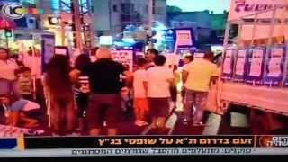 הפגנה בדרום תל אביב - נגד החלטת בג''צ - מאי גולן