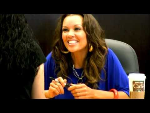 Vanessa Williams & Helen Williams Book Signing LA.