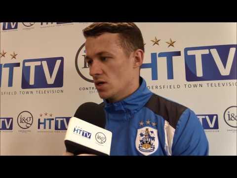 INTERVIEW: Jonathan Hogg previews Huddersfield Town vs Fulham