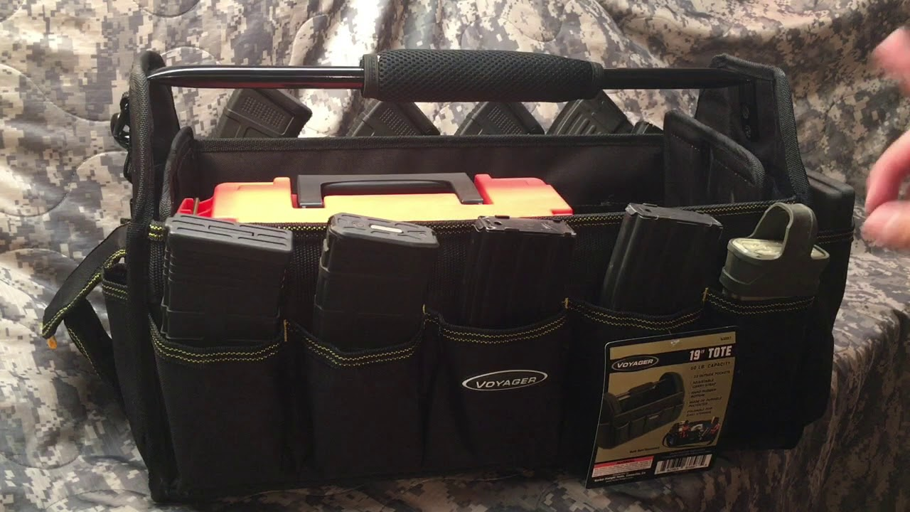 Harbor Freight Rolling Tool Bag