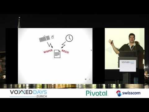 Reactors - Programming Model for Composable Distributed Computing by Aleksandar Prokopec