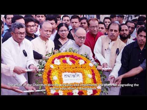 Achivment in Higher Education 2009-2016 UGC Documentry