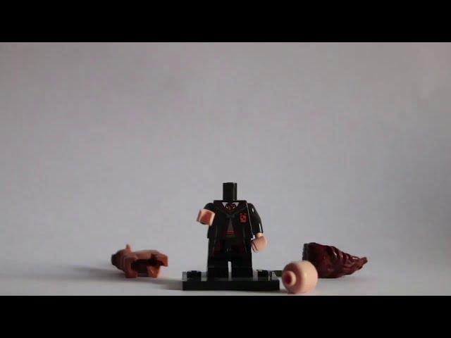 Lego Harry Potter Minifiguren Serie 1-Hermione Granger-#2-Speedreview