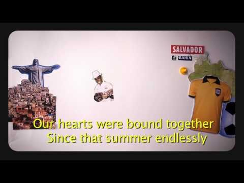SUMMER DAYS Remix by J. Majorel - LAMICE - Karaoke multi-language - official