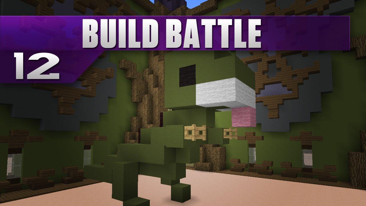 Minecraft Build Battle Server