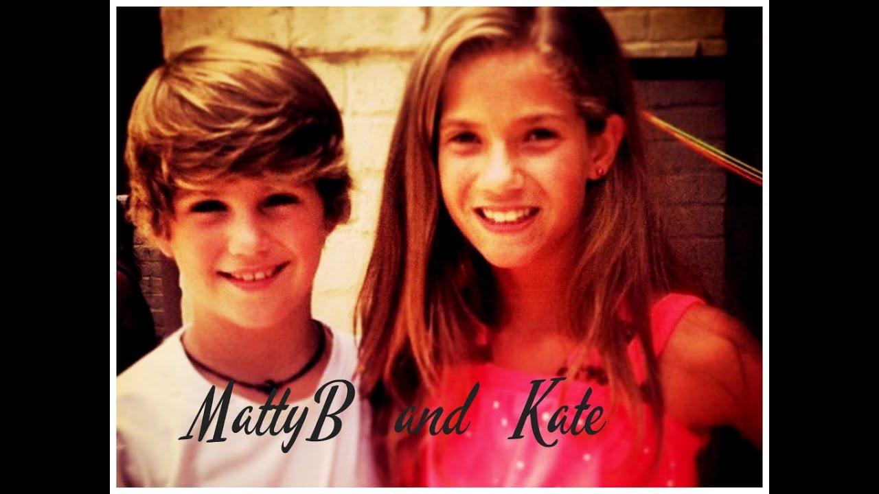 ღ MattyB & Kate - ♫ If I Cant Be With You ♫ - YouTube