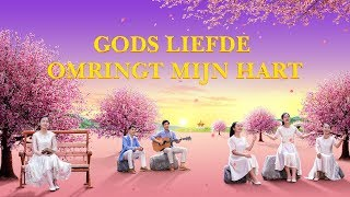 Christelijk lied 'Gods liefde omringt mijn hart' Thank God for His Love