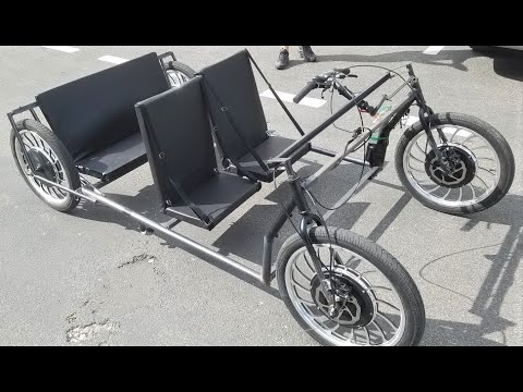 Homemade Electric 4x4