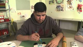 LHC Better Living: Autism and Art Therapy