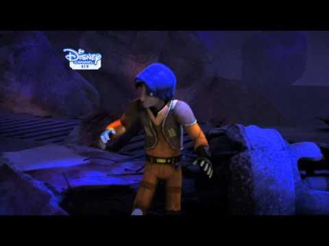 youtube filmek - Star Wars Lázadók. 9. rész előzetes - Csak a Disney Csatornán!