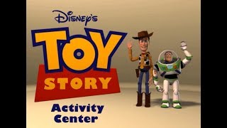 Toy Story: Activity Center PC Gameplay