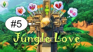 "The Sims 4: Reality show ""Jungle Love"" - Challenge - Seasons - Ep. 5"