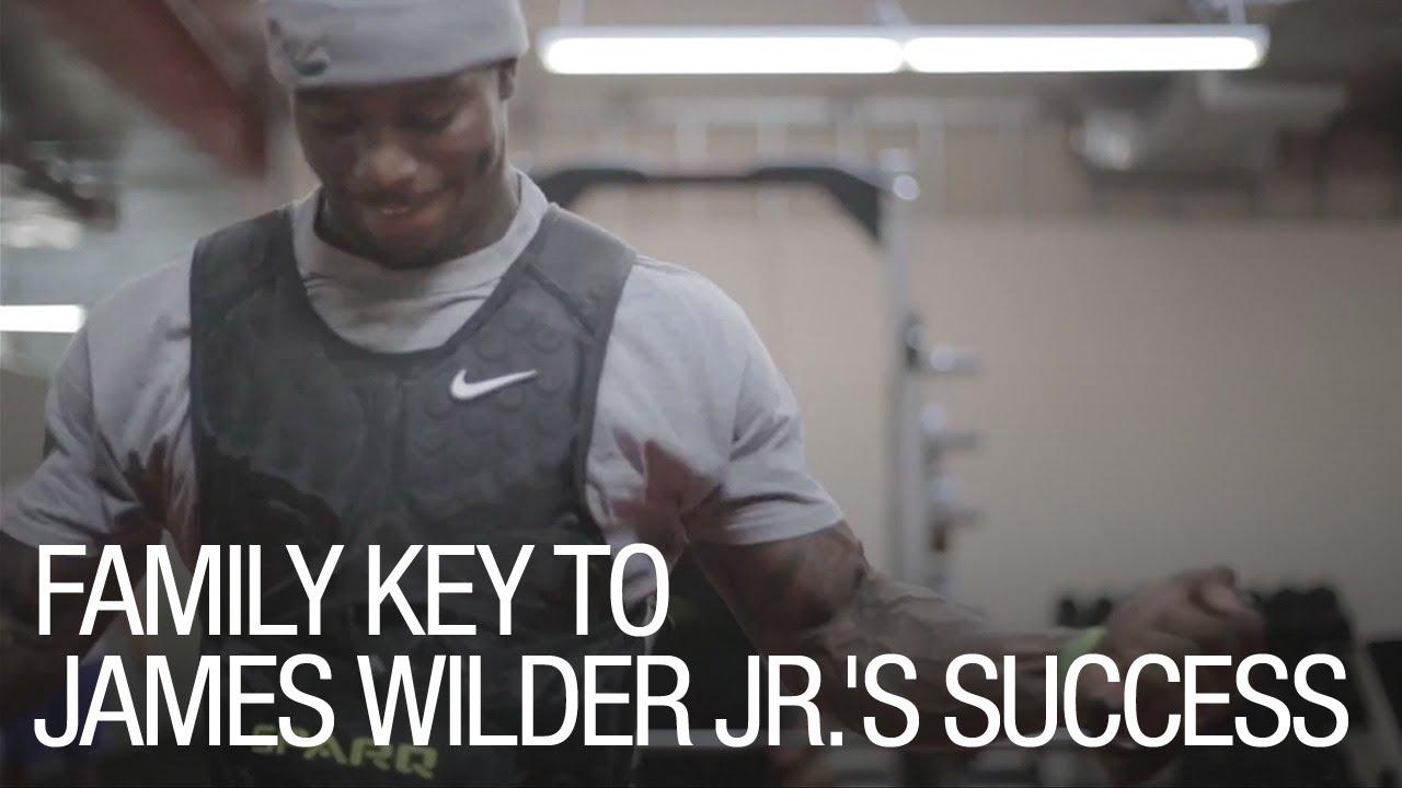James Wilder Jr Steroids FSU's James...