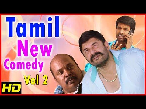 New Tamil Comedy Scenes 2018 | Vol 2 |...