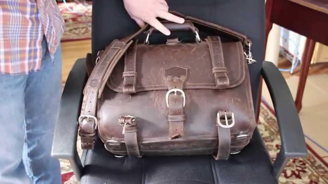Saddleback Leather - Classic Briefcase -