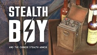 Скачать All About Stealth Boys Fallout 4 Lore Plus The Chinese Stealth Suits