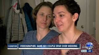 Denver business owner refuses to shoot gay wedding over 'personal religious beliefs'