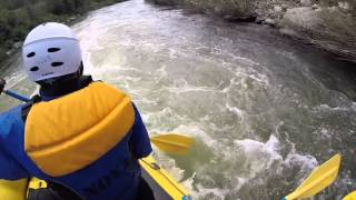 Eagle River Rafting - Colorado 2014