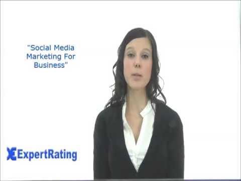 Social Media Marketing Certification Online Social Media Training from ExpertRating.com