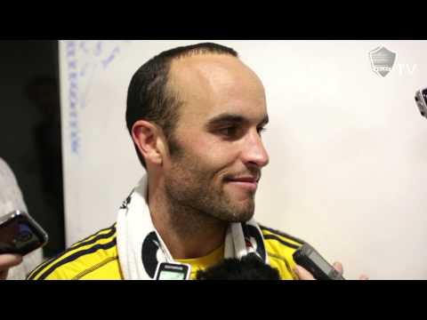 Landon DONOVAN ties the MLS assist record | POSTGAME