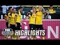 Borussia Dortmund vs. FC Augsburg | 2018-19 Bundesliga Highlights