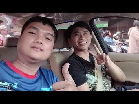 Đón Em Trai Phạm Long ( Long Tộc ) đi Xem Trái Pictong 87mm Cho Dự án Exciter 135 2010 Tại DinhTrung