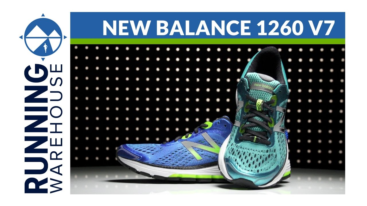 First Look  New Balance 1260 v7 - YouTube f57b6bc6590