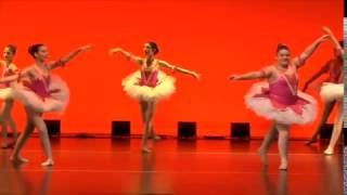 Wagner Dance Ballet Class Performance