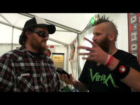 Conan Bloodstock Festival Interview 2015