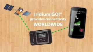 Iridium GO! - Where will you GO?
