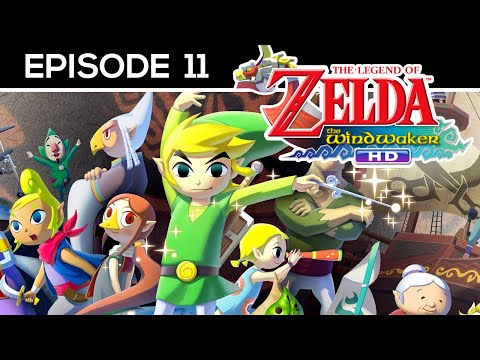 The Legend of Zelda: The Wind Waker HD - Part 11 - Treasure