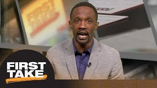 Domonique Foxworth on Josh Hader: no reason a 17-year-old shouldn't know better | First Take | ESPN