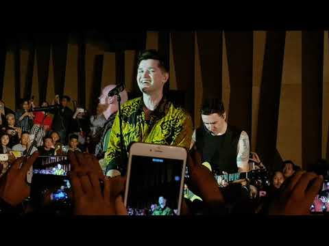 The script - never seen anything quite like you jakarta 2018