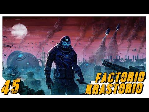 Factorio 0.17 Krastorio #45 Переработка минералов