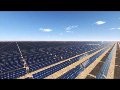 Shams Ma'an Solar Plant