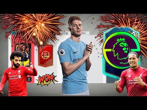 НАГРАДЫ ЗА WEEKEND LEAGUE. 10 ТОТСОВ АПЛ . Смотреть до конца) (FIFA20\TOTS EPL)