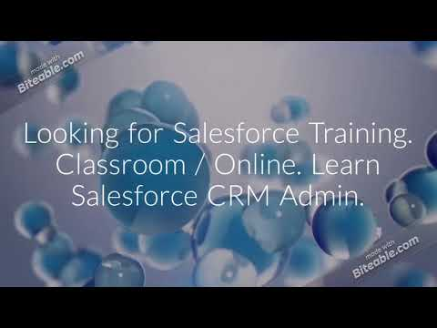 """Salesforce CRM Training"" Course - Admin & Developer - Delhi"