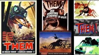 Video Them! 1954 soundtrack ~ music by Bronislau Kaper download MP3, 3GP, MP4, WEBM, AVI, FLV Oktober 2018