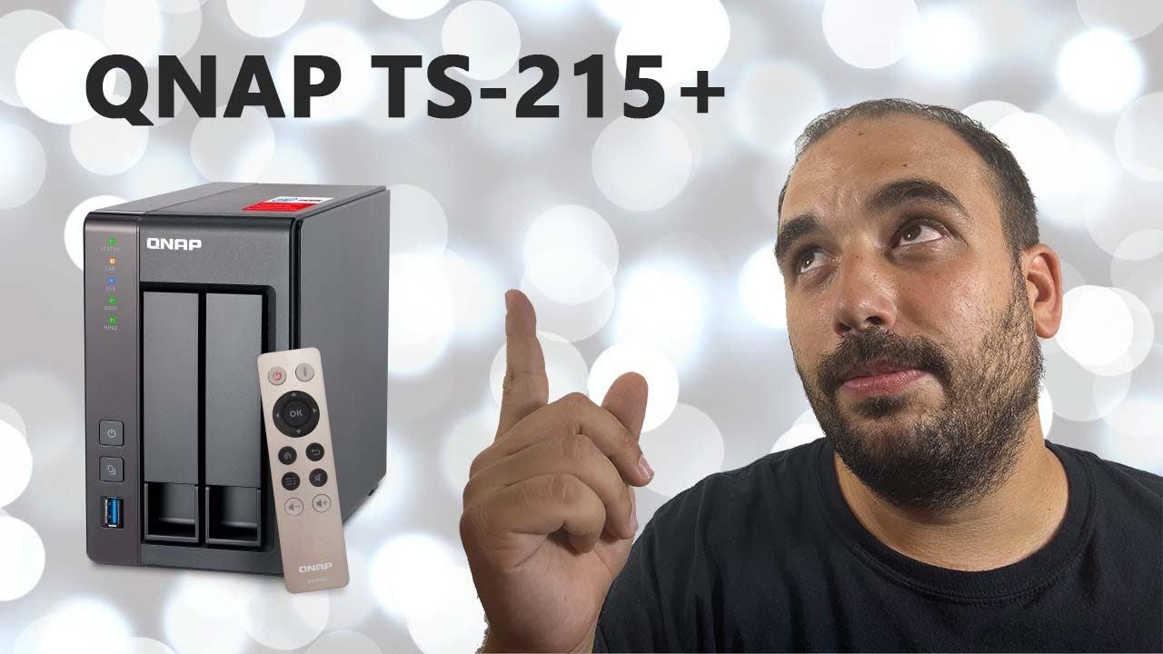 QNAP TS 251+ REVIEW ¿Merece la pena un NAS de 300 EUROS?