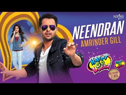 """Amrinder Gill"" Neendran | Amrinder Gill Songs | Latest Punjabi Songs 2015 | Sagahits"