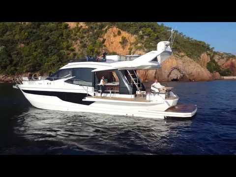 GALEON 500 FLY - Asia Marine - Yacht Charter in Phuket Thailand