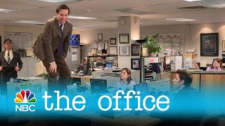 The Office - Andy Burns the Boats (Episode Highlight)