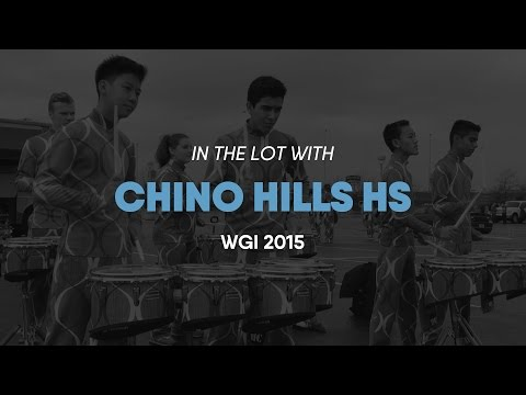 In The Lot With: Chino Hills HS - WGI 2015