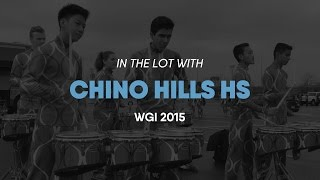 WGI 2015 Chino Hills In The Lot HD Multi