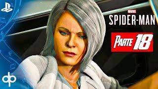 SPIDERMAN PS4 Parte 18 Gameplay Español PS4 PRO | MJ Superespia (Marvel's Spider-Man 2018)