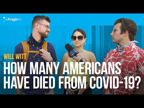 How Many Americans Have Died From COVID-19?